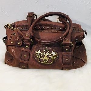Handbags - betsey johnson leather shoulder bag purse